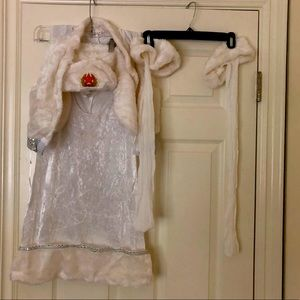 Brand New Russian Snow Princess Costume